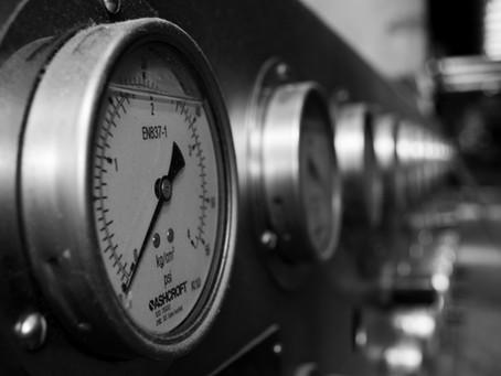 Model guidance... monitor pump header performance