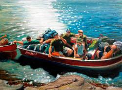 Musquash Canoe Trip