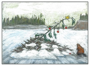 beaver lodge christmas for web