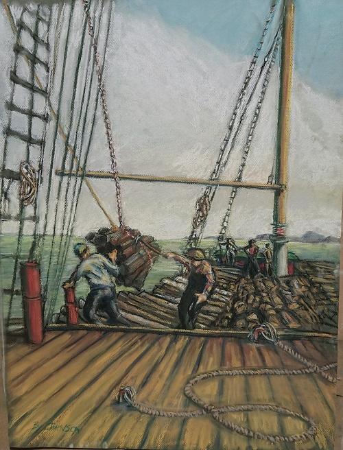 Shipboard Logging