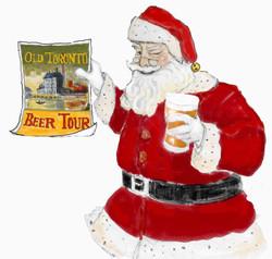 Santa's Beer Tour