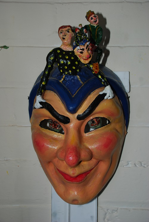 mask for web