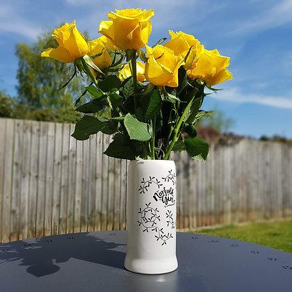 Norfolk Gin Vase