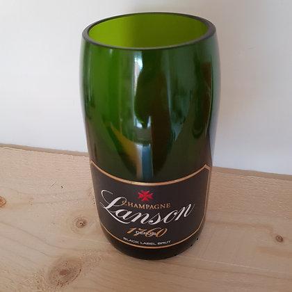 Lanson Black Label Brut vase