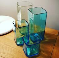 Various Bombay vases