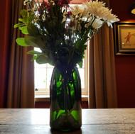 Magnum champagne vase