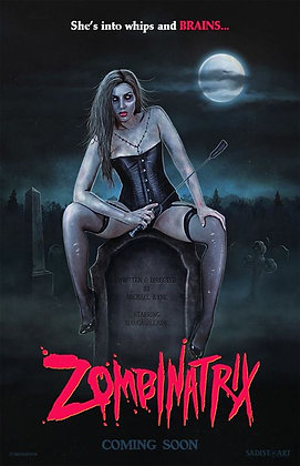 Zombinatrix Movie Poster (24x36)