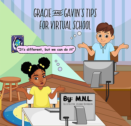 Gracie and Gavin's Tips For Virtual School