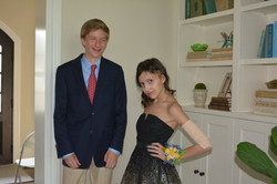 8th Grade Formal with Ian