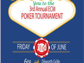 ECM Solutions Poker Night To Benefit Hands for Holly Fund