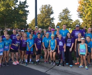 """BCC Barracudas"" Run the Isabella Santos Foundation 5K in Honor of Holly"