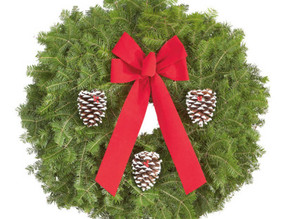 Holly-Day Wreath Pick Up Information