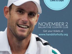 Spotlight On Andy Roddick