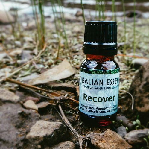 Recover Essential Oil Blend