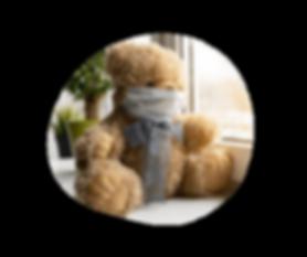 covid 19 bear - australian essences