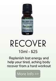 recover essential oil blend - australian essences