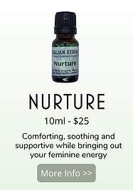 nurture essential oil blend - australian essences