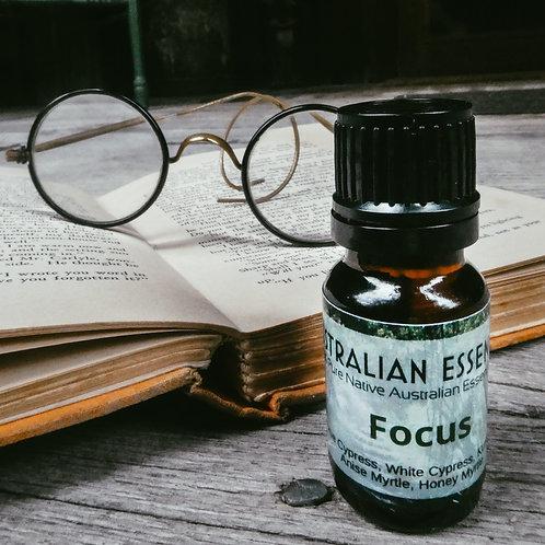 Focus Essential Oil Blend