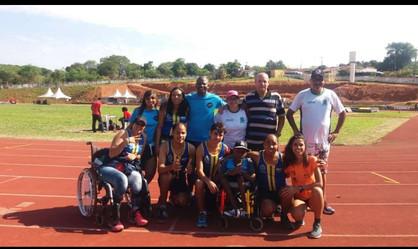 Nove atletas paraolímpicos paulinenses participam da 83ª edição dos Jogos Abertos do Interior