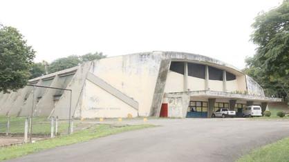 Prefeitura anuncia contratação de empresa para reformar o Ginásio Esportivo do Centro