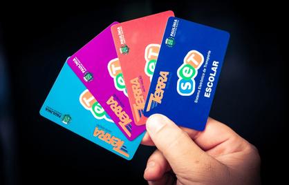 Créditos para cartão transporte da Terra Auto Viação começam a ser vendidos