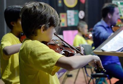 RMC - Projeto oferece 951 vagas para cursos gratuitos de música na região de Campinas