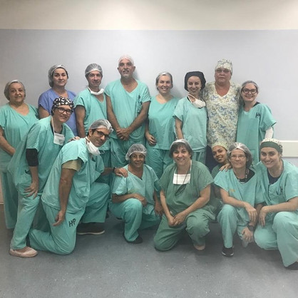 Terceiro mutirão de cirurgias ginecológicas foi realizado na segunda-feira (24)