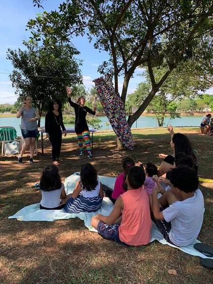 Movimento Revitalizar promove 'Lagoa Cultural Feirinha e Arte' com entrada gratuita