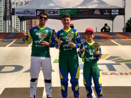 Pilotos do Paulínia Racing se destacam na Copa do Brasil em Indaiatuba
