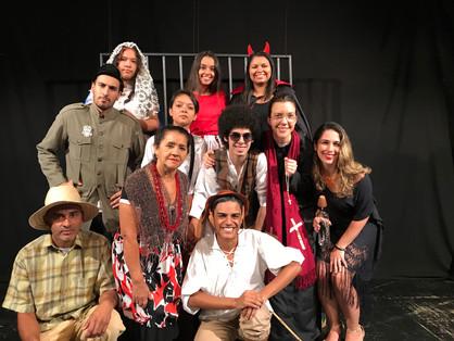 """9º Festival de Teatro do Ceart apresenta """"O testamento do Cangaceiro"""""""