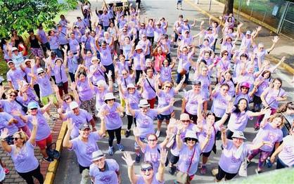 Paulínia terá caminhada de conscientização no Dia Internacional da Mulher