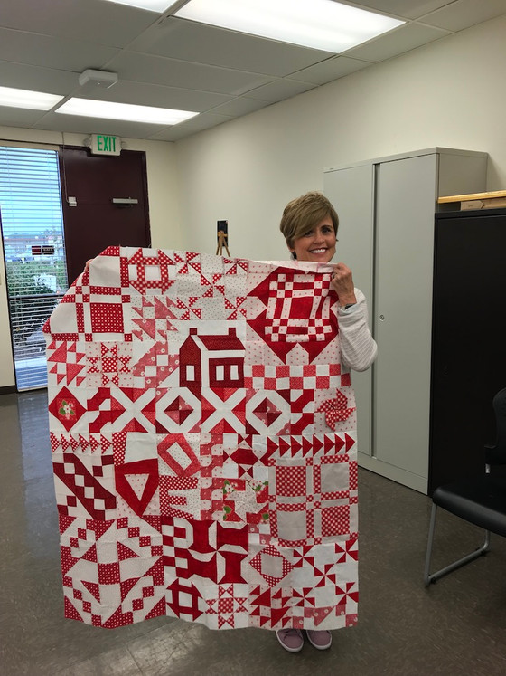 Saddleback Quilting Classes