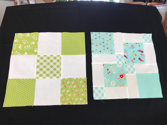 Beginning Quilting Class starts February 8 - March 15 at Saddleback College, Community Education.