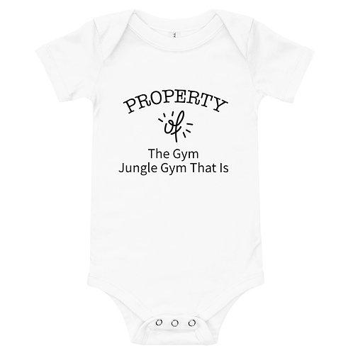 Jungle Gym Onesie