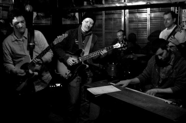 with guitarist Matt Schofield