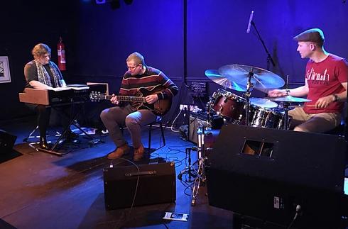 The Hopkins-Hammond Trio