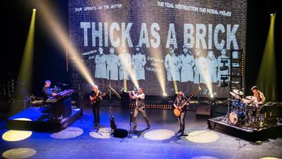 Jethro Tull 50th Anniversary Tour 2018
