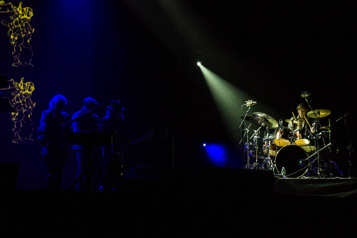 Ian Anderson / Jethro Tull show - USA