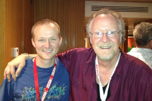 with Doane Perry (Jethro Tull drummer for over 28 years!)
