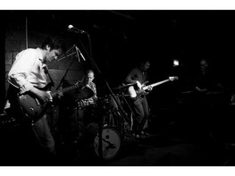 with Denny Ilett Band