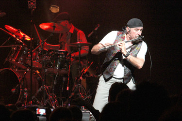 with Ian Anderson - Jethro Tull
