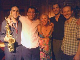 jazz concert with Tina May