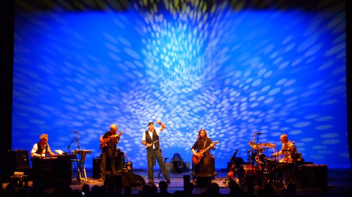 Ian Anderson show - USA - 2010