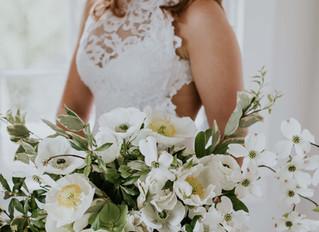 Birkby House Spring Wedding