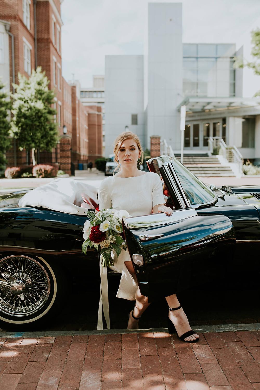 Washington DC Bridal Bouquet