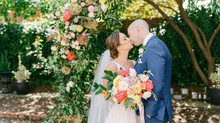 Decatur House Intimate Wedding