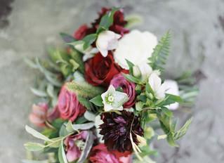 Nature Inspired Backyard Wedding