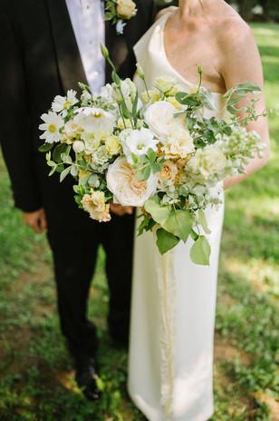 leesburg wedding bouquet