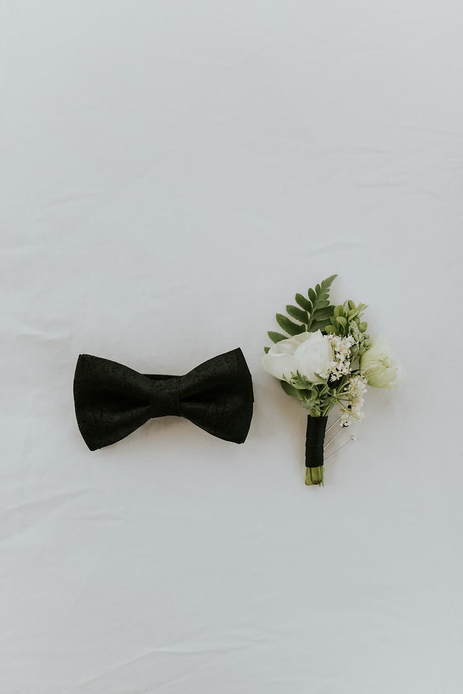 DC Wedding Boutonniere