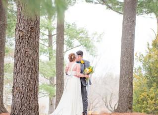 Bright and Colorful Wedding at The Barns at Wolf Trap